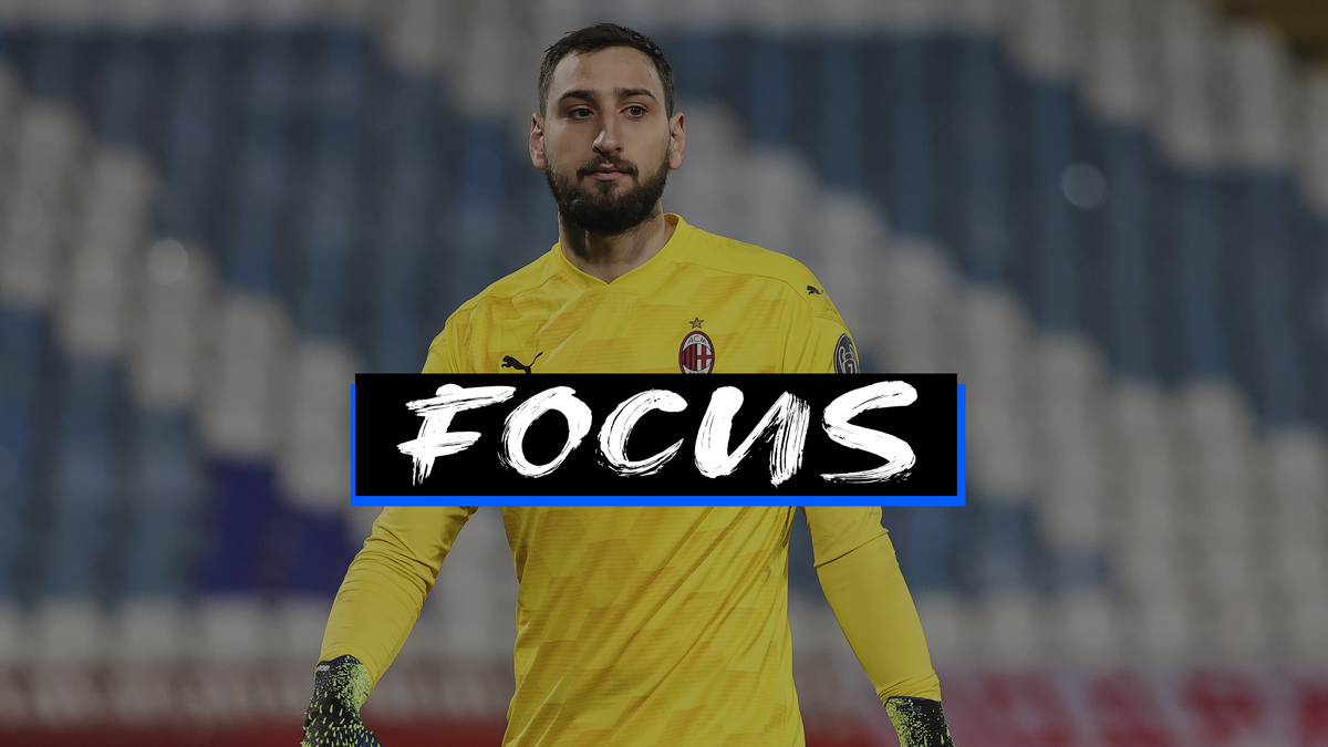 Focus Donnarumma