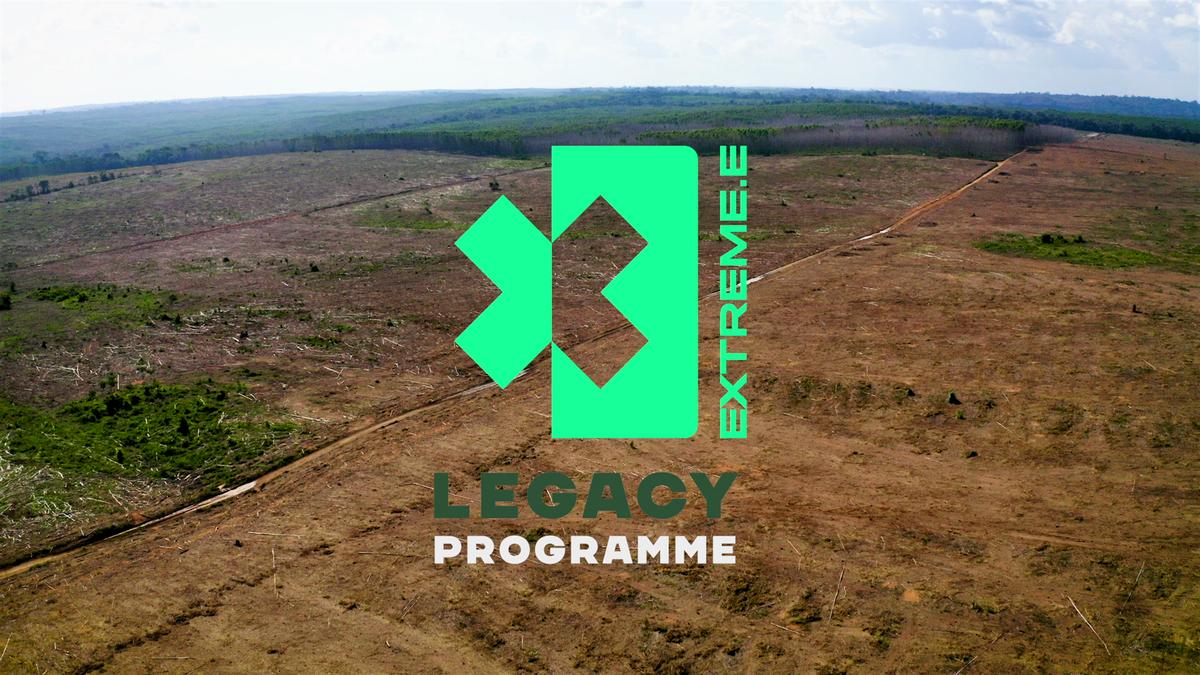 Extreme E : Legacy Programm (Climate Change)