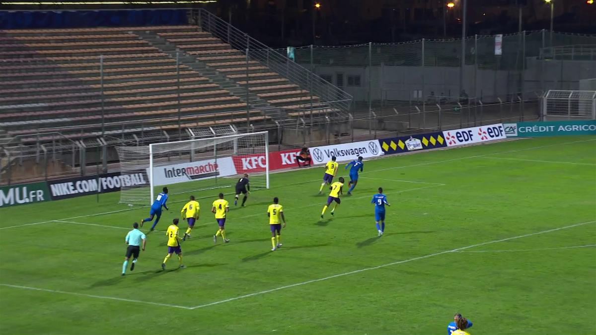 Toulouse qualifié mais pas sans trembler : le résumé de sa victoire face à Aubagne