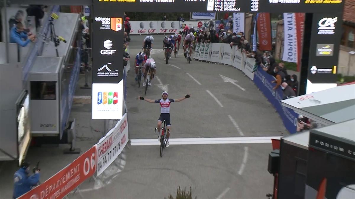 L'attaque fatale de Mollema à 400m de l'arrivée, Madouas sur le podium : Le résumé de la 1ere étape