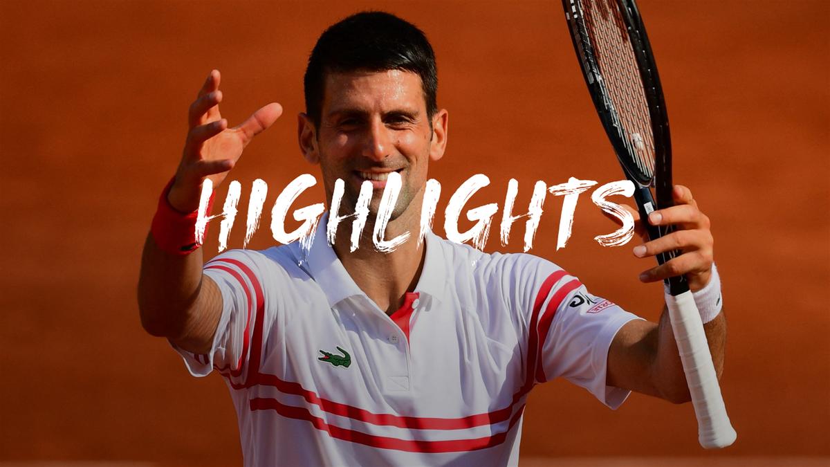 Roland Garros | Djokovic moeiteloos langs showspeler Cuevas