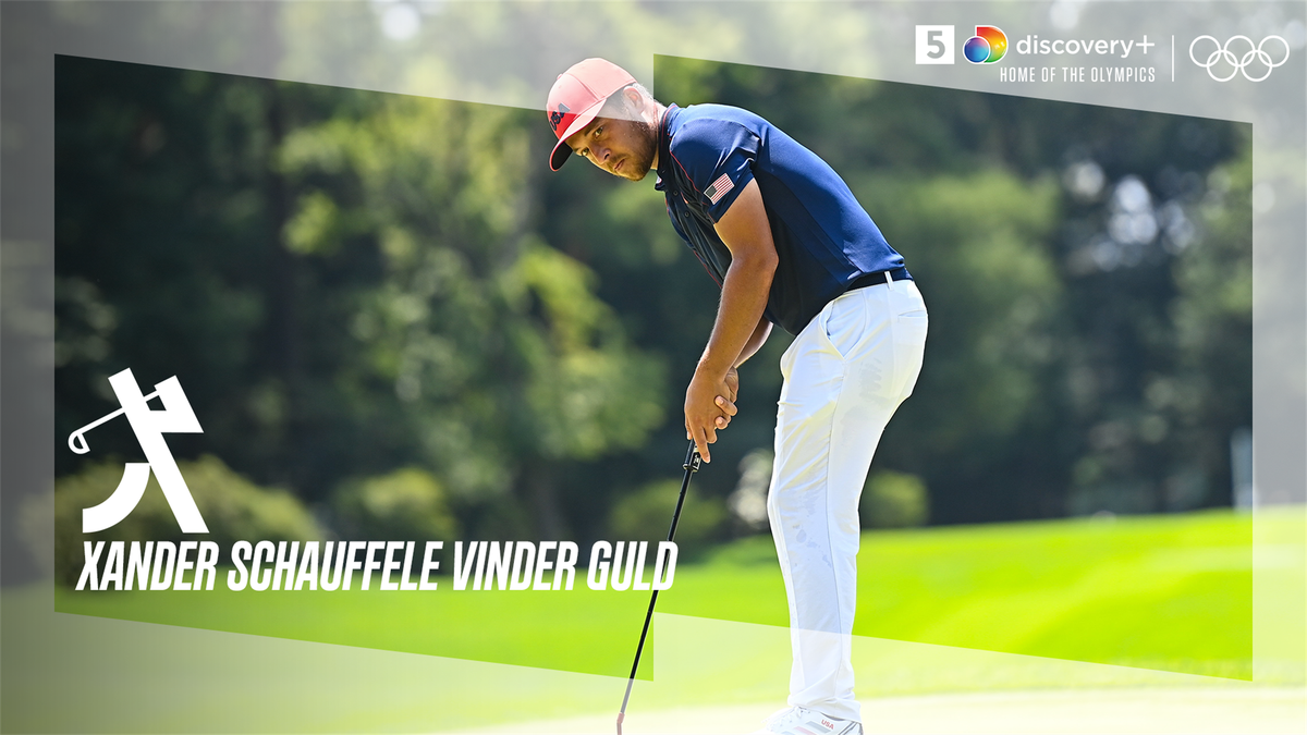 Highlights: Amerikansk triumf på golfbanen i Tokyo – guld til Schauffele