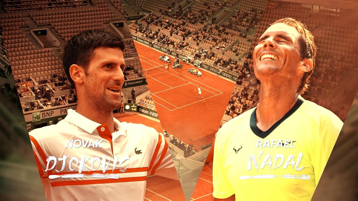 Roland Garros: Features day 13 Nadal v Djokovic