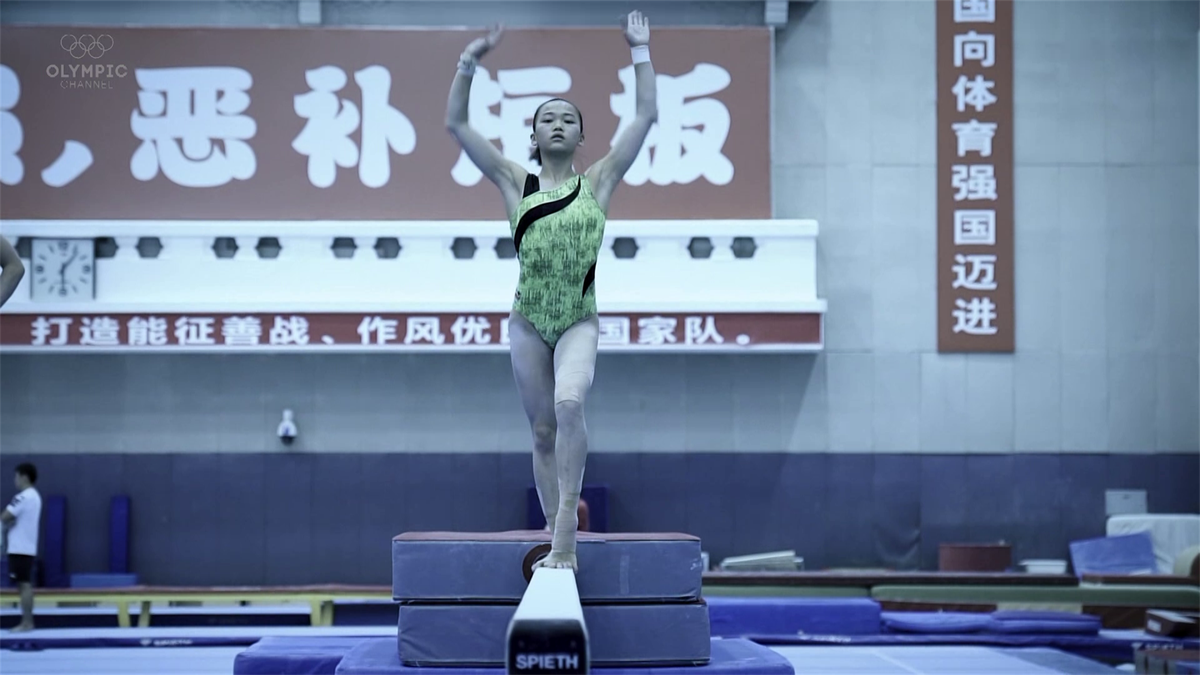 All Around - The life of an Olympic gymnast