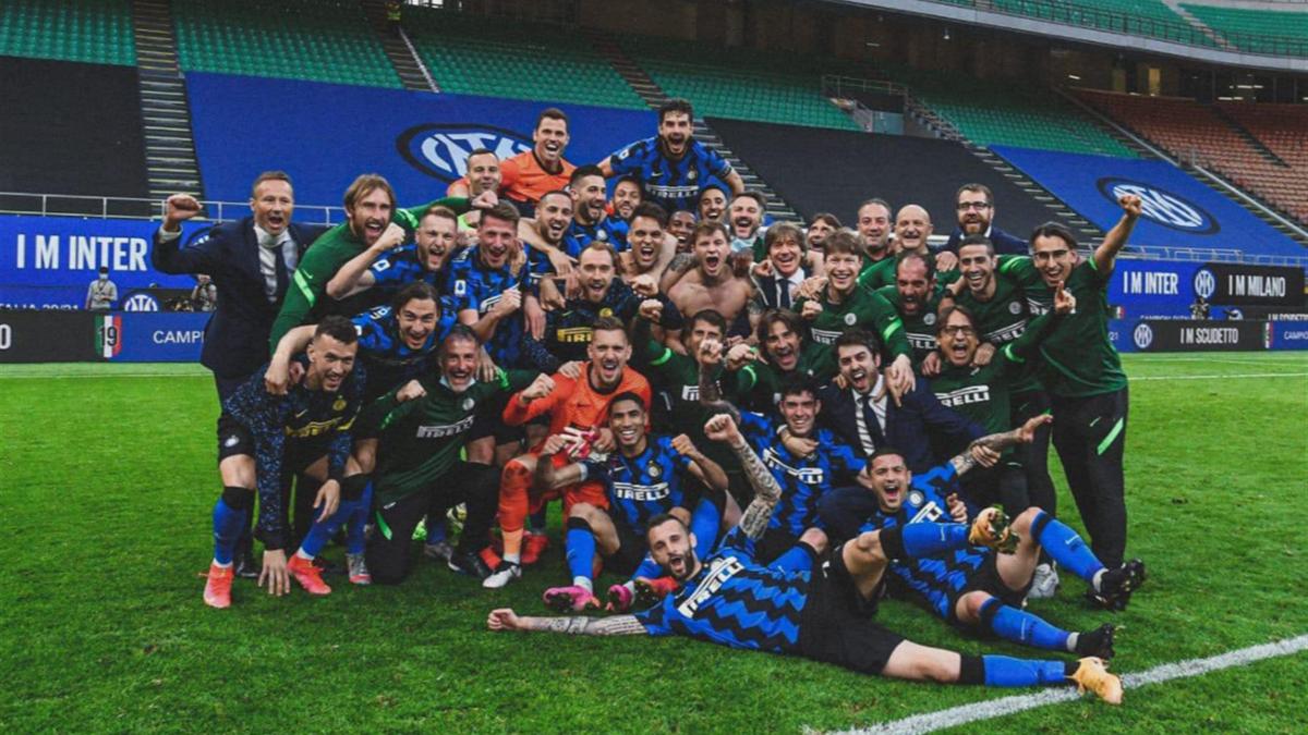 Inter a câștigat titlul în Serie A după 11 ani