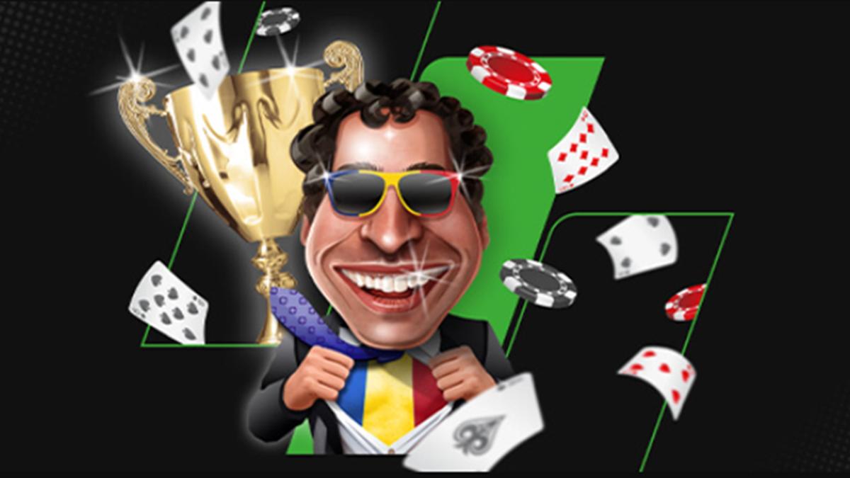 Cupa României la Poker e sâmbătă, pe platforma Unibet