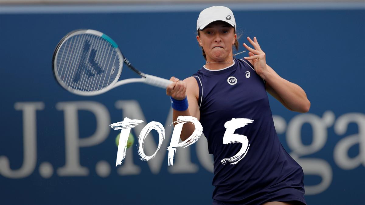 US Open   Dit zijn de vijf beste punten van dag 4