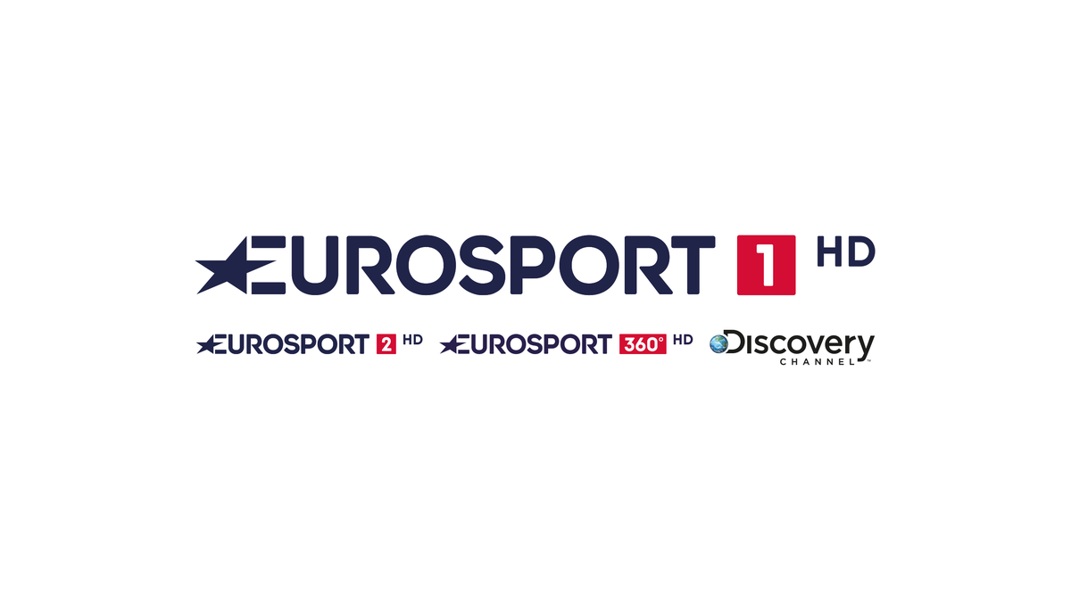 Eurosport 1 HD, Eurosport 2 HD, Eurosport 360 HD und Discovery Channel
