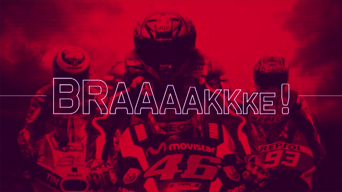 Moto GP - BRAKE SILVERSTONE