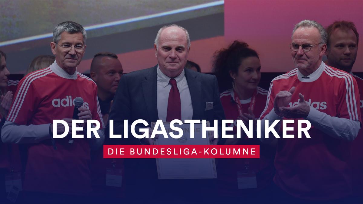 Uli Hoeneß - Karl-Heinz Rummenigge - Herbert Hainer | FC Bayern München