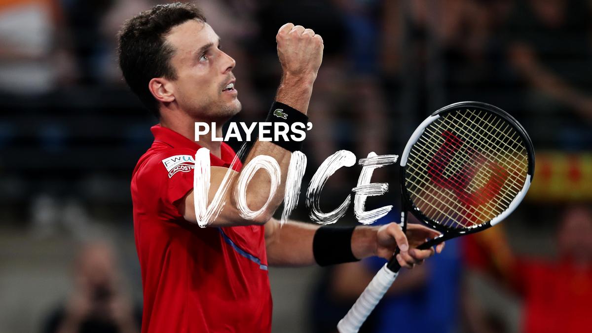 Roberto Bautista Agut - Players' Voice