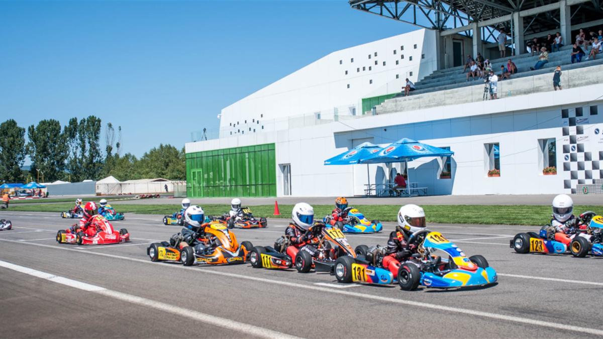 Ultima etapă a Campionatului național de karting va fi la București
