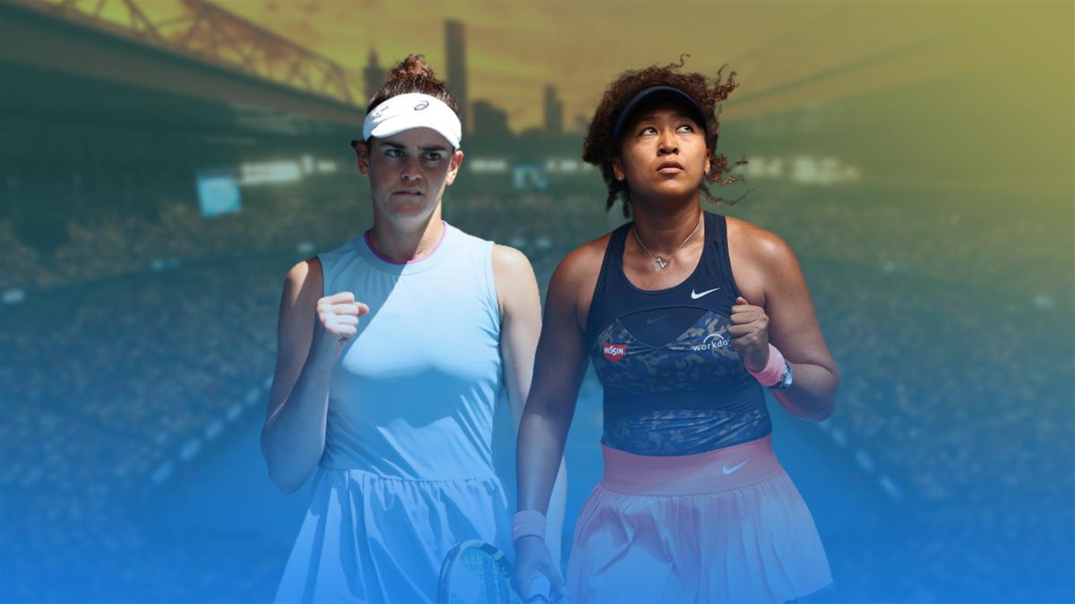 Jennifer Brady vs. Naomi Osaka | Premium | Australian Open 2021