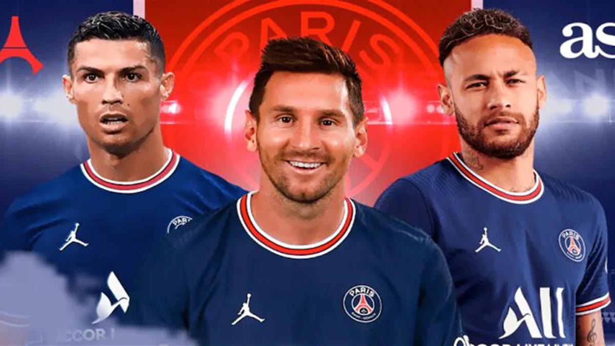 Ronaldo, Messi, Neymar al PSG? (AS)
