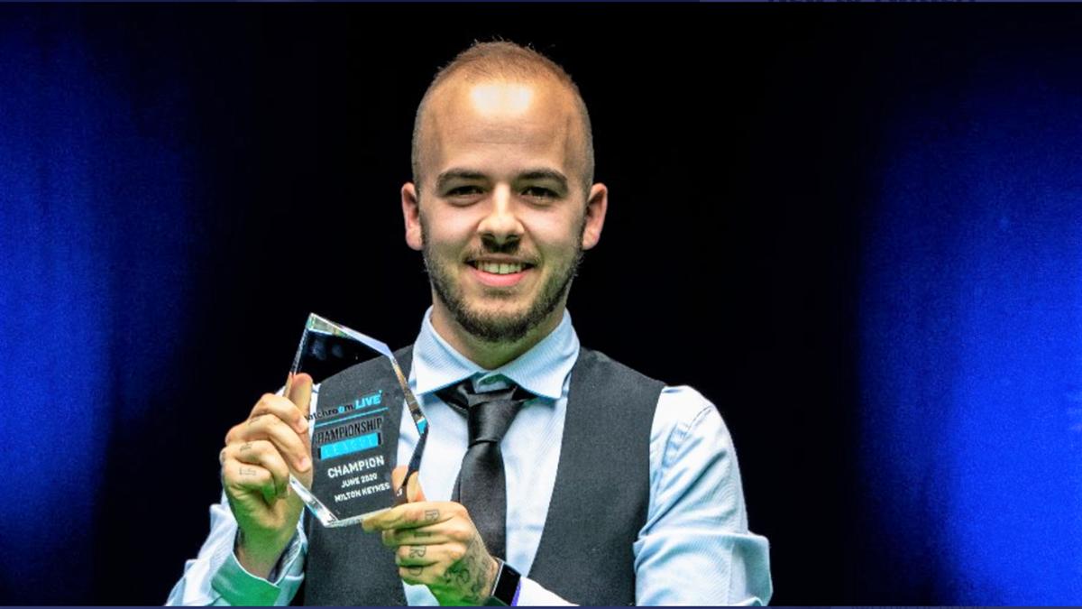 Luca Brecel - Championship League
