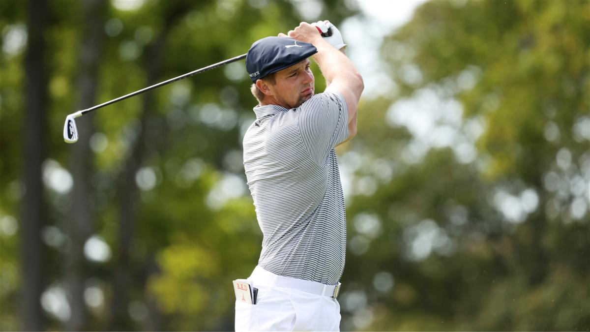 Bryson DeChambeau er blandt de golfstjerner på PGA TOUR, som danskerne kan se på Discoverys kanaler i 2021