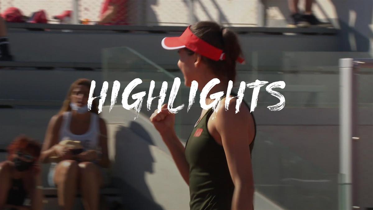 Highlights: Britain's Konta falls to Cirstea in first round in Paris