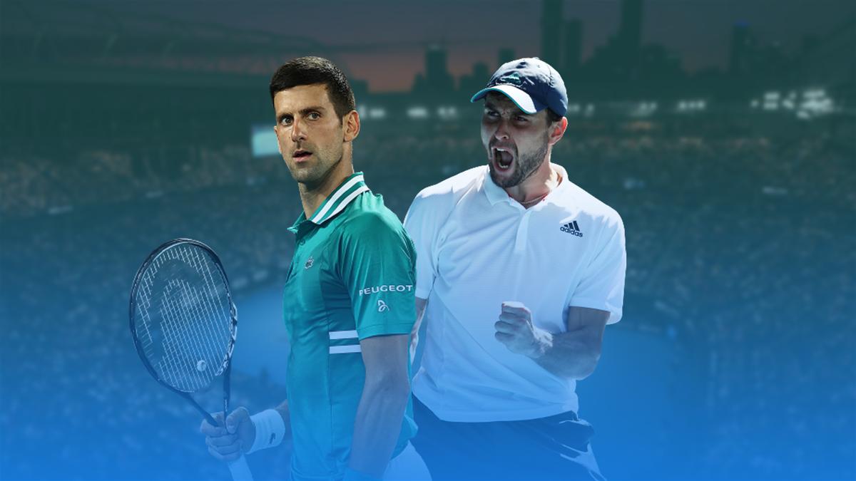 Novak Djokovic vs. Aslan Karatsev | Premium | Australian Open 2021