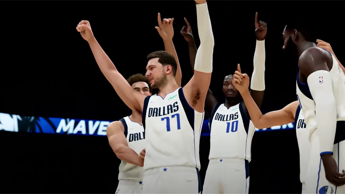 NBA 2K22, screen da gameplay YouTube