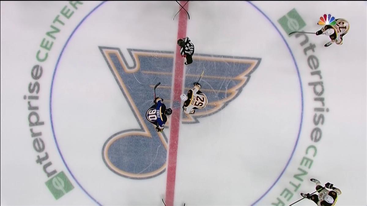 NHL Final - Highlights : Blues Of St Louis v Bruins Of Boston (SNTV)