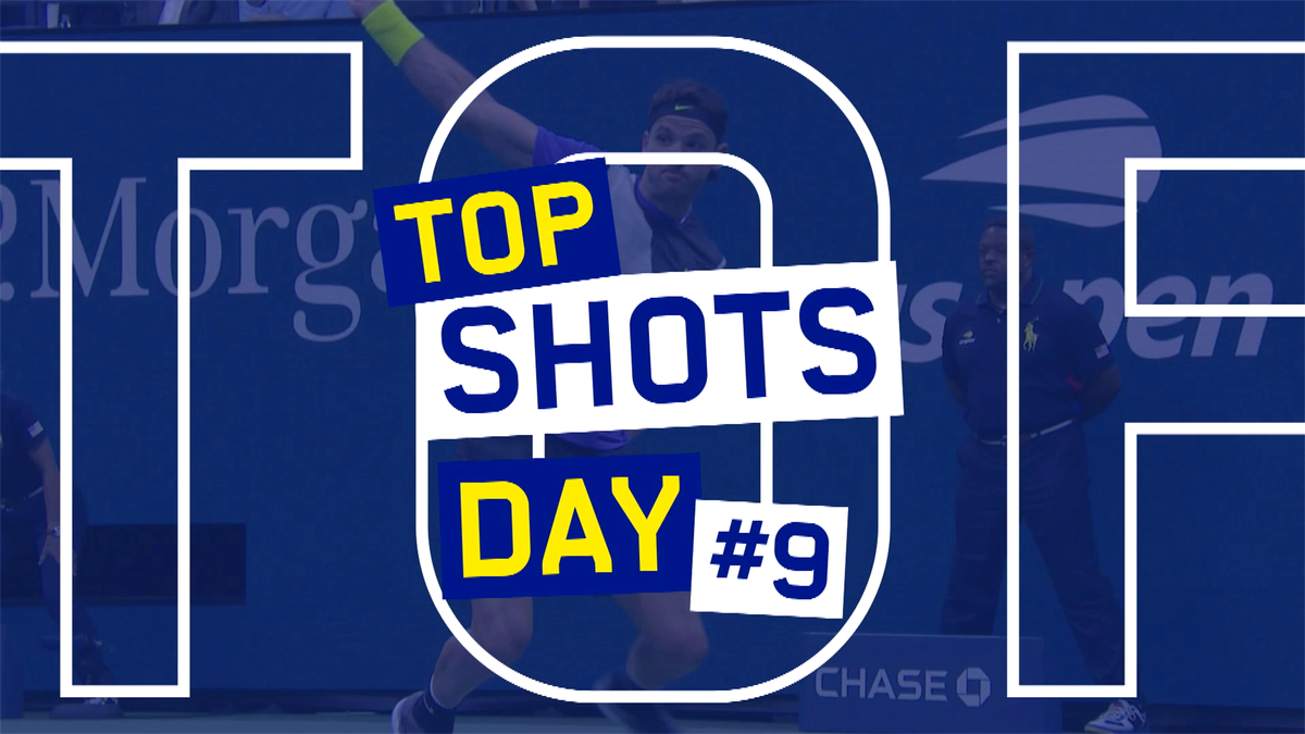 US Open - Day 9 - Top 5