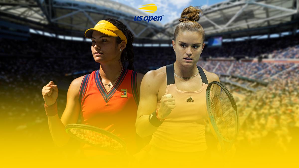Emma Raducanu v. Maria Sakkari | US Open 2021, semis | Eurosport Premium Content