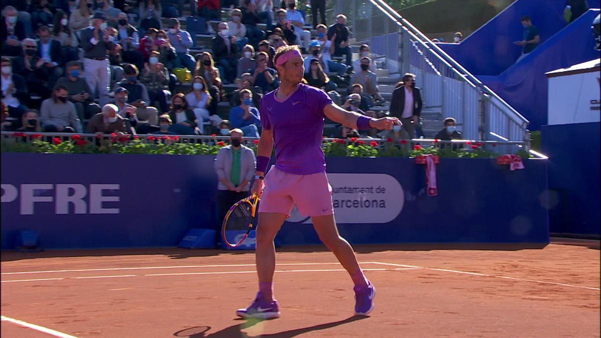 ATP Barcelona - Nadal - Norrie - Highlights
