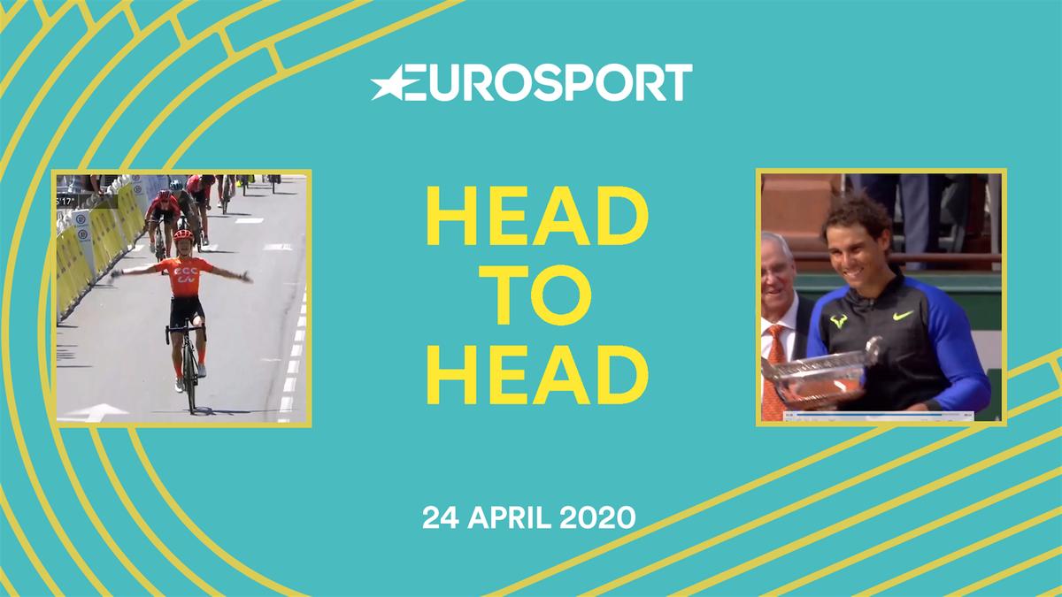Head to Head 24 april