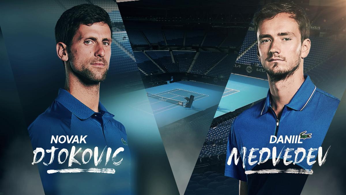 Australian Open  - Feature Djokovic vs Medvedev