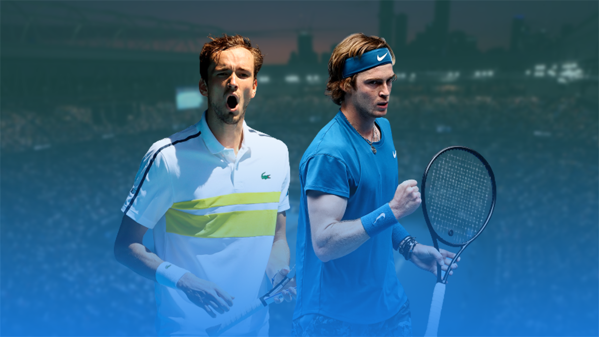 Daniil Medvedev v. Andrey Rublev   Premium   Australian Open 2021