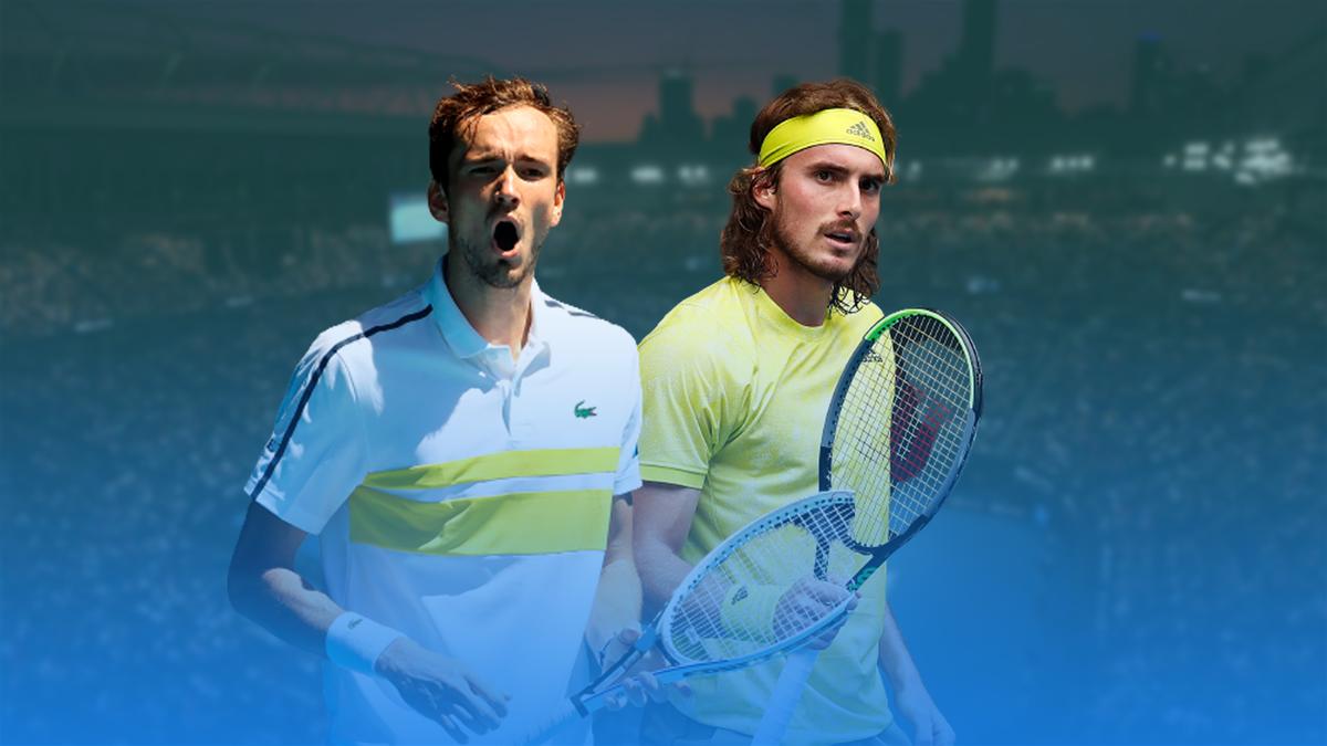 Daniil Medvedev vs. Stefanos Tsitsipas   Premium   Australian Open 2021