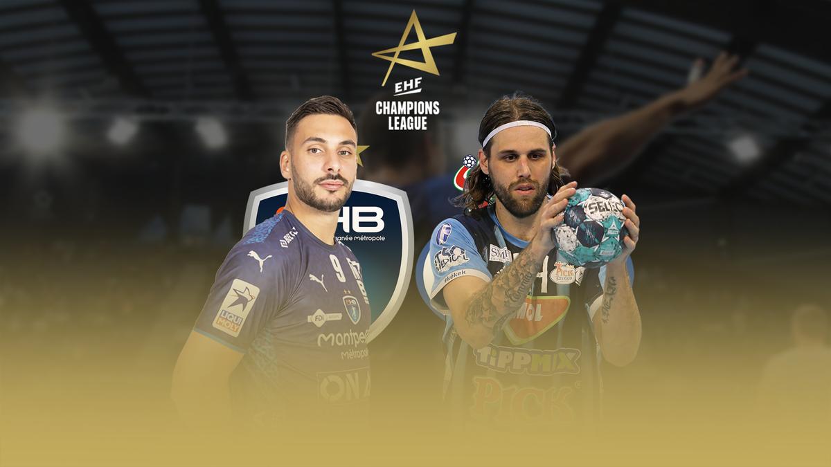Montpellier Handball v. SC Pick-Szeged   Ligue des Champions 2021-2022 – Groupe A, 1re journée