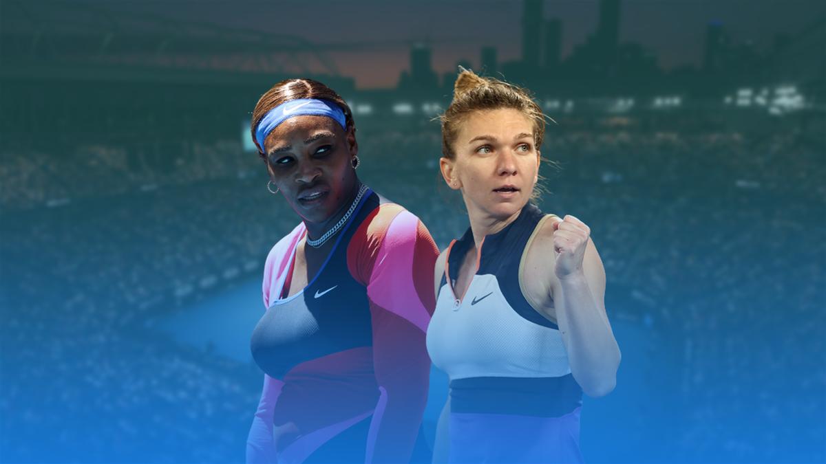 Serena Williams v. Simona Halep | Premium | Australian Open 2021