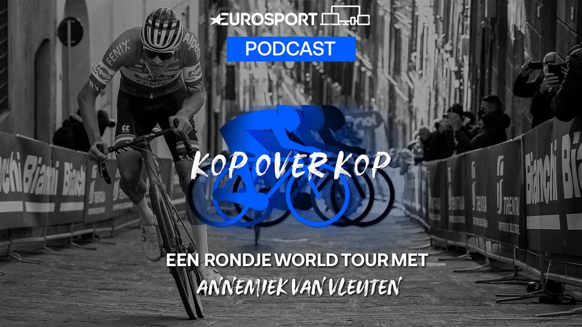 Kop over Kop rondje world tour