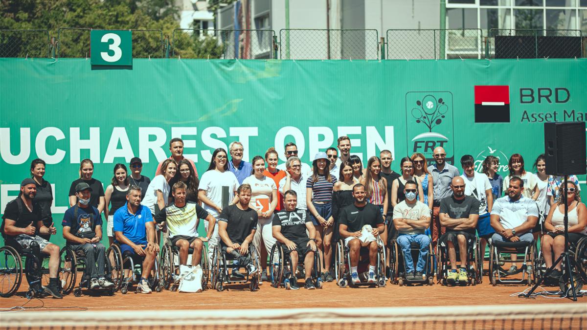 BRD Wheelchair Tennis Open