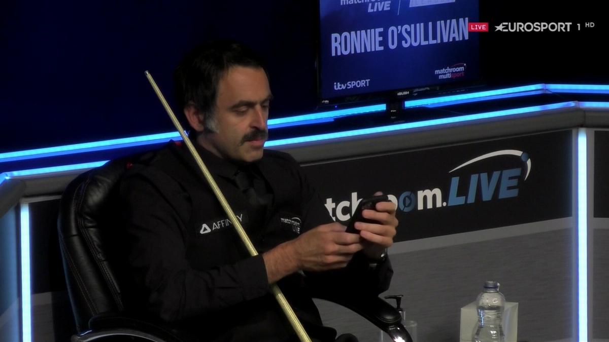 Ronnie O'Sullivan e cel mai carismatic jucător din lume