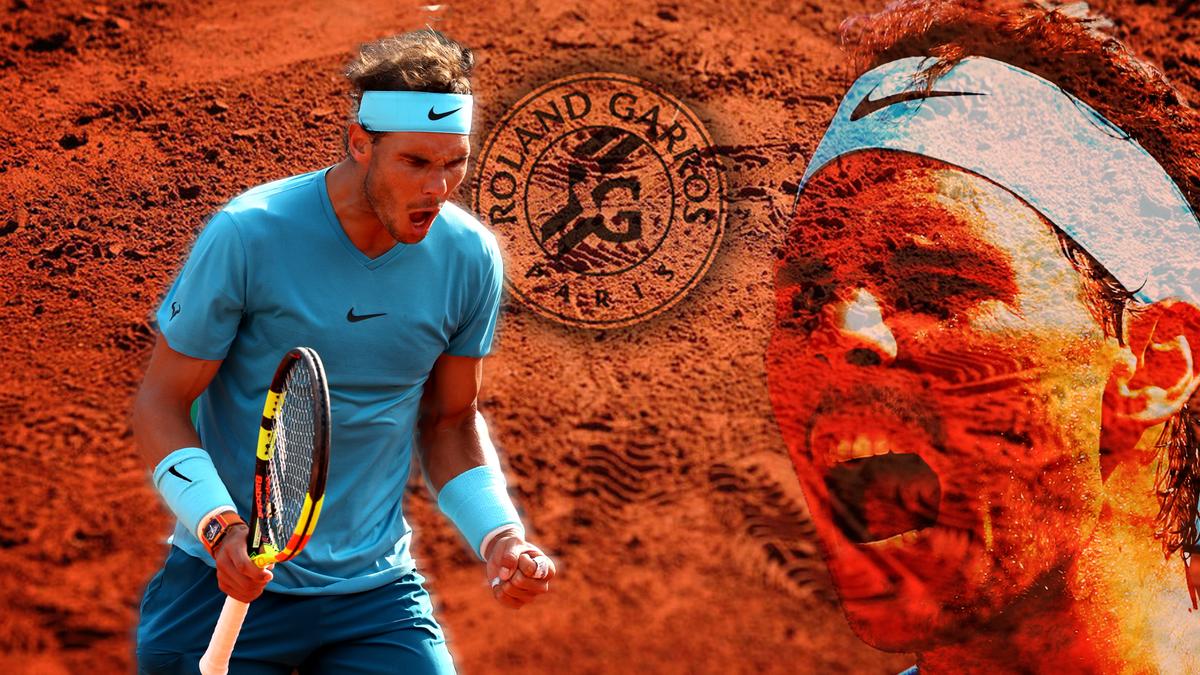 French-Open-Champion Rafael Nadal