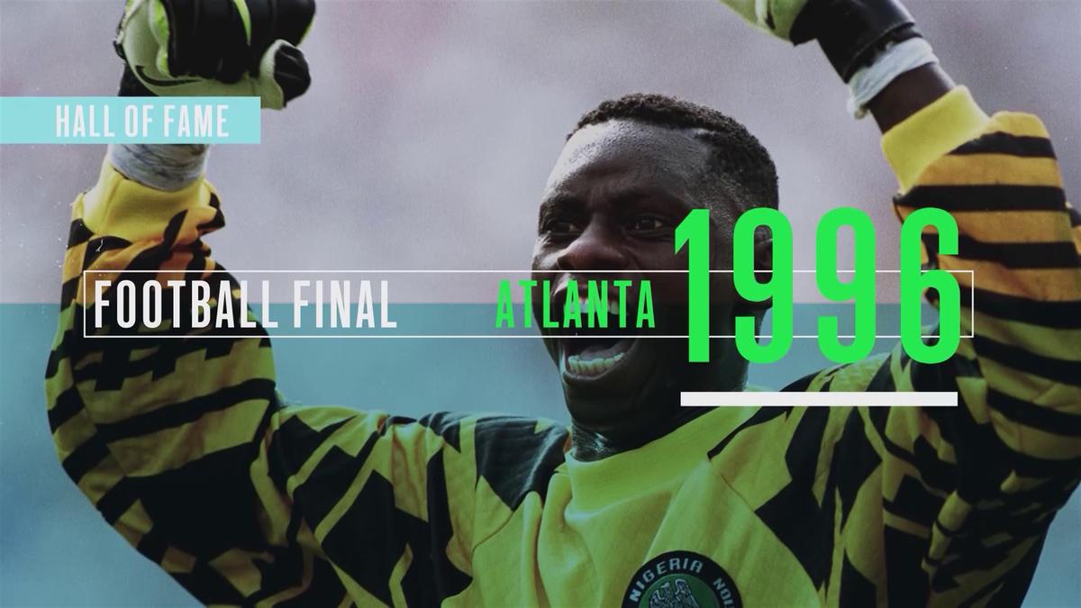 Best of Calcio | Nigeria-Argentina, Atlanta 1996 | ESP Player Feature