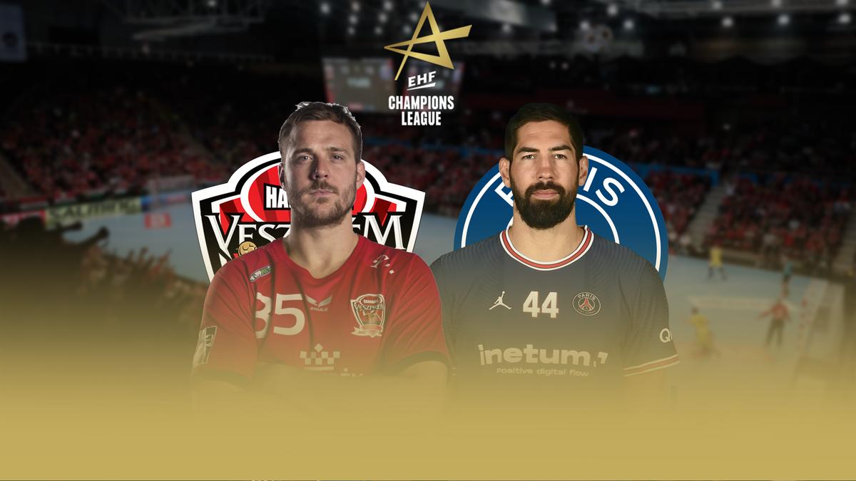 Telekom Veszprém - Paris Saint-Germain Handball | Ligue des Champions 2021-2022 – Groupe B, 1re journée