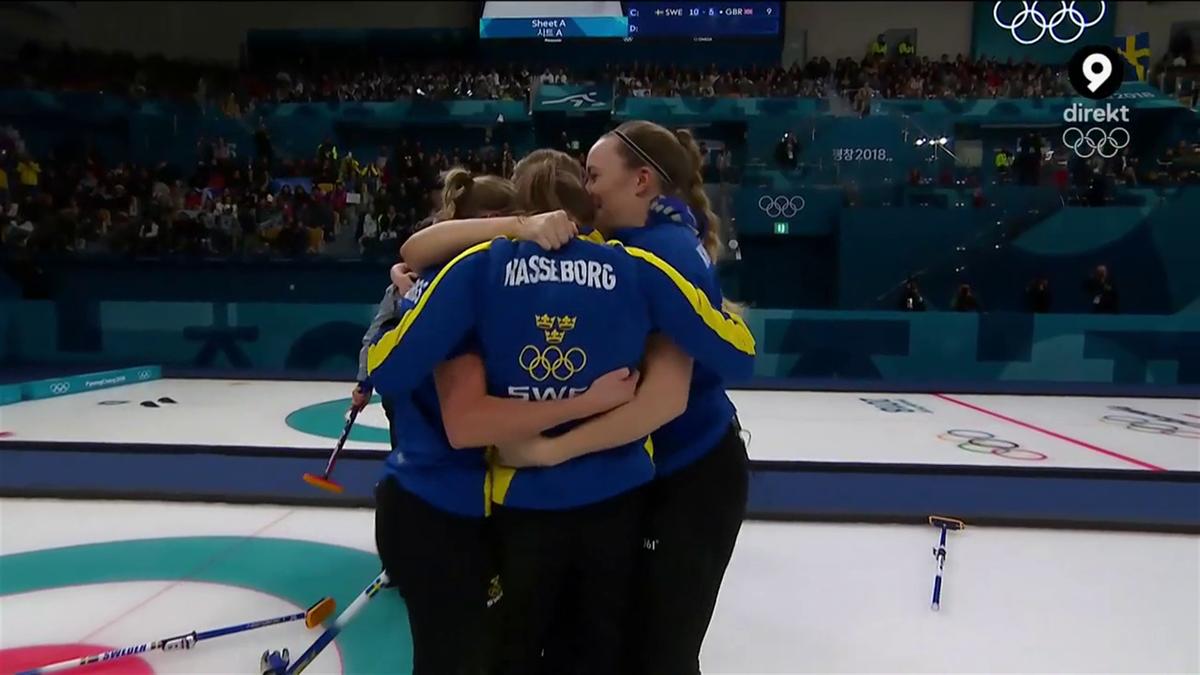 Sverige seger