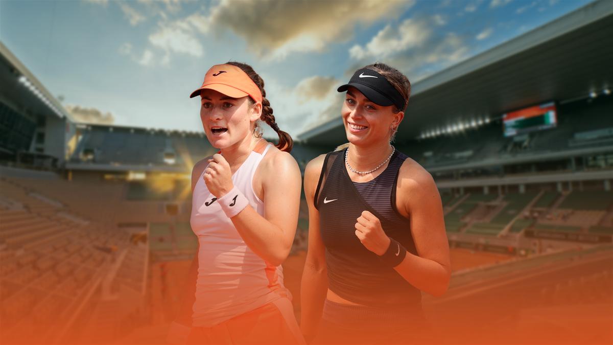 Tamara Zidansek vs. Paula Badosa Gibert   Quarter final, Roland-Garros 2021   Eurosport Premium Content