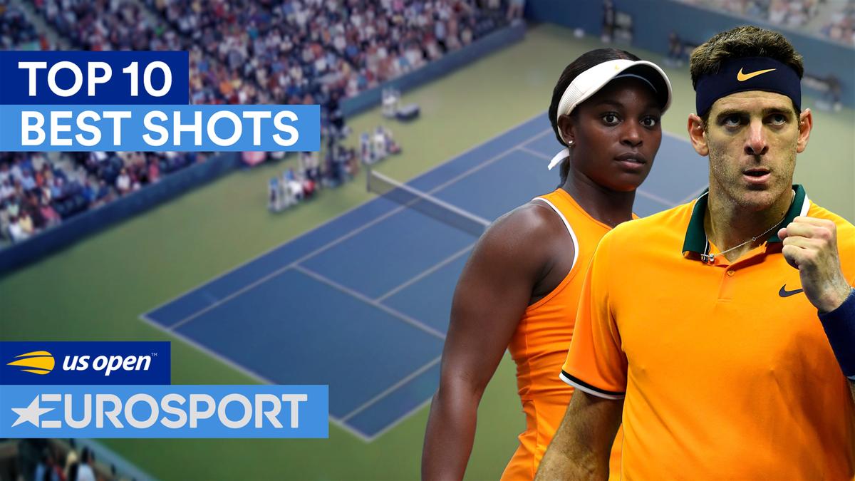 US Open : Top 10
