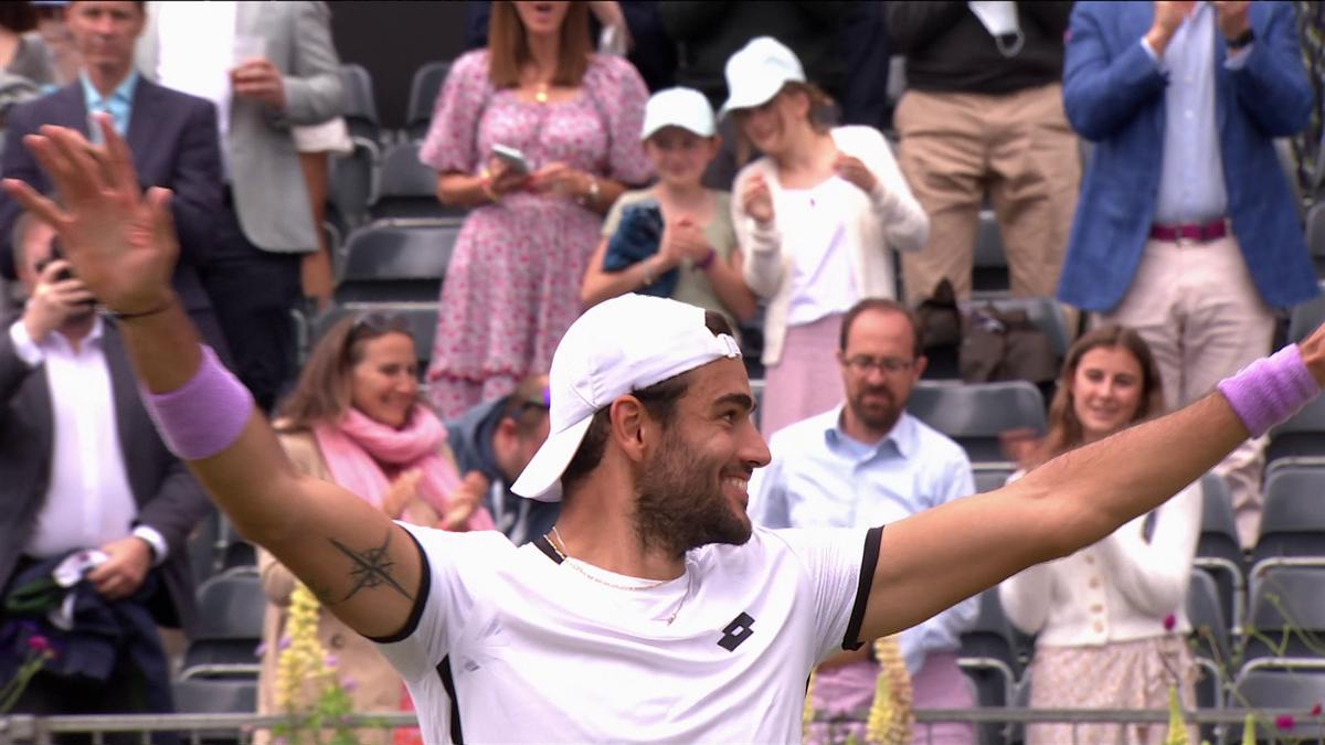 ATP London - Highlights Berrettini - Norrie