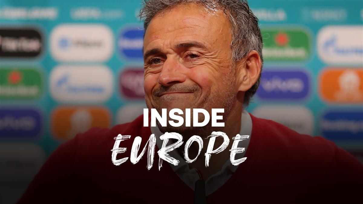 Inside Europe: Luis Enrique and Spain