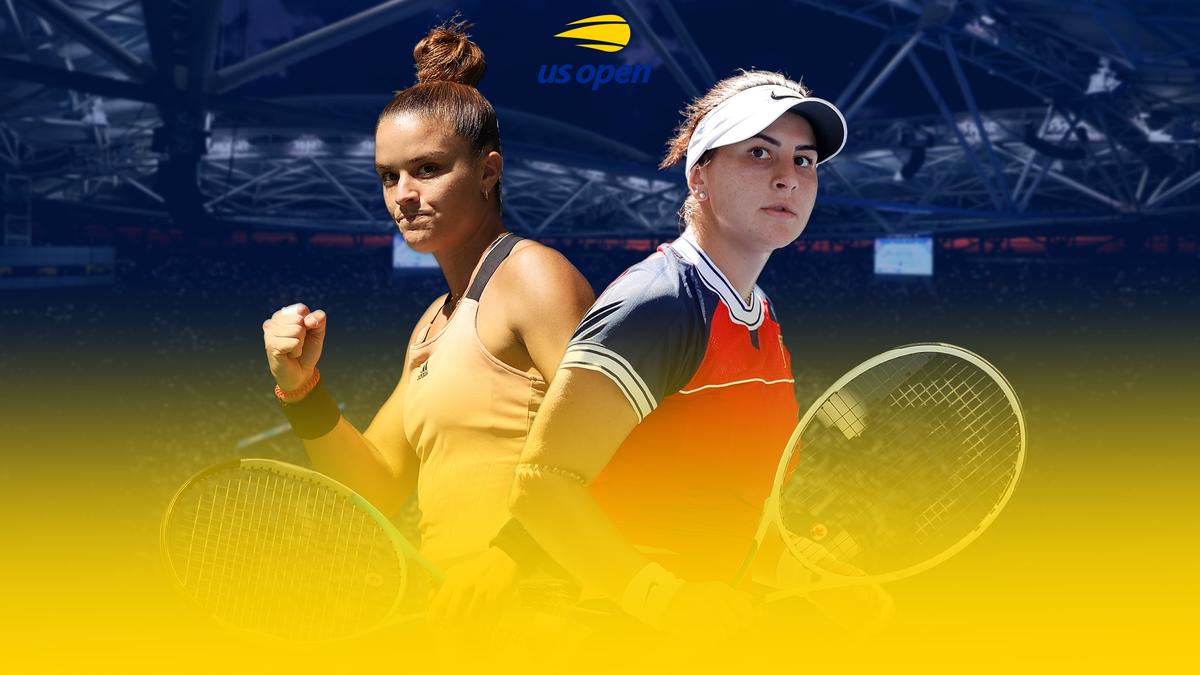 Bianca Andreescu v. Maria Sakkari | US Open 2021, Round of 16 | Eurosport Premium Content
