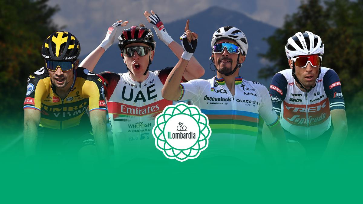 Il Lombardia/Tour de Lombardie 2021 | Eurosport Premium Content