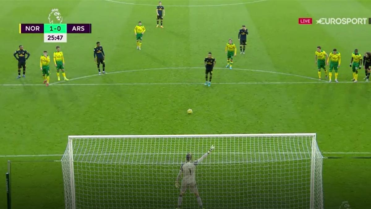 penalty aubameyang