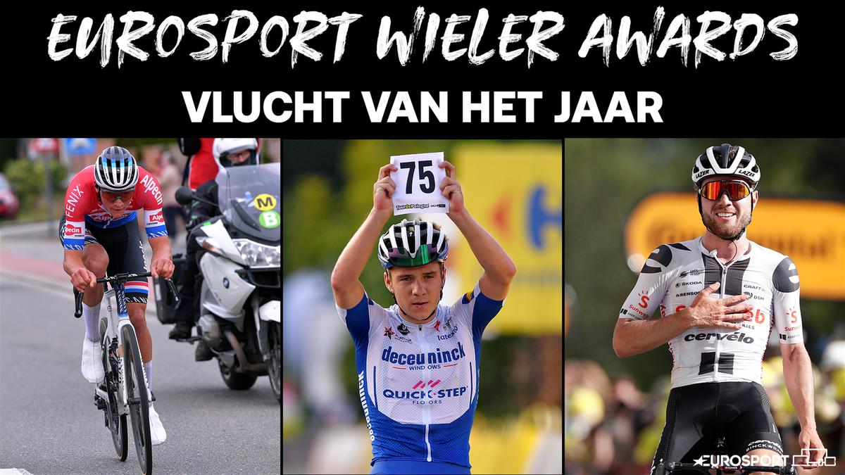 Eurosport Wieler Awards 2020 | Genomineerden voor 'Vlucht van het jaar'