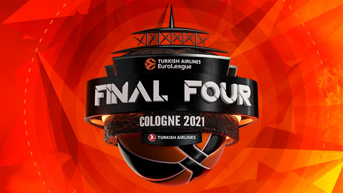 Euroleague Final Four 2021 a Colonia, Germania