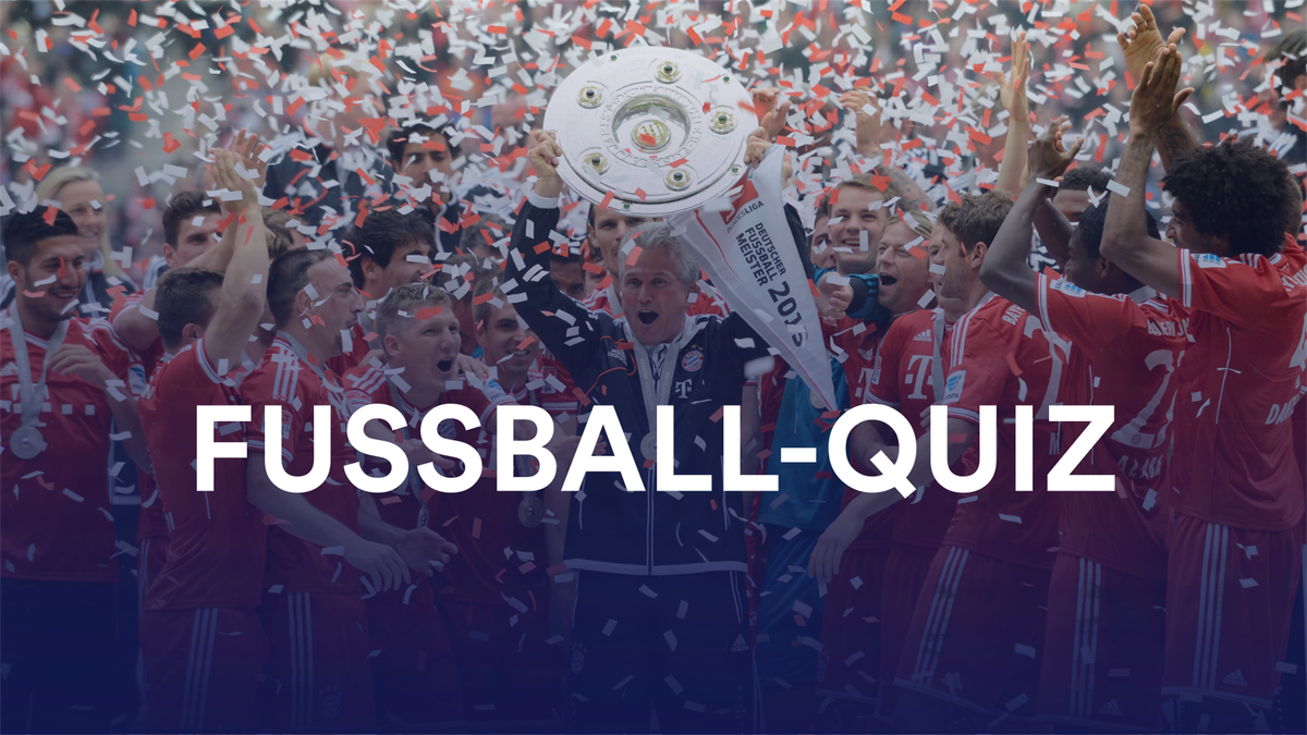 QUIZ: Kennst Du alle Meister-Trainer der Bundesliga?